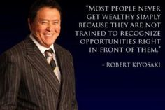 kiyosaki on qROPS FOR LIFE